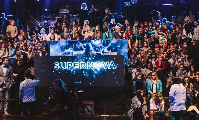 """Par vietu konkursa """"Supernova 2020"""" finālā sacentīsies 26 dziesmas"""