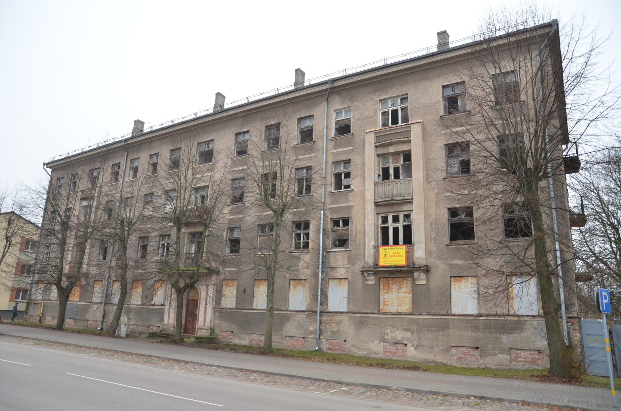 Celtnieku ielā taps dzīvokļi