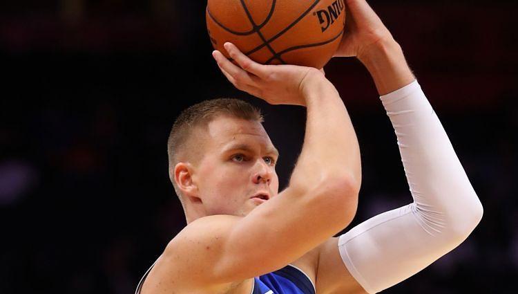 Porziņģis NBA Visu zvaigžņu spēles balsojuma starprezultātos saglabā septīto vietu