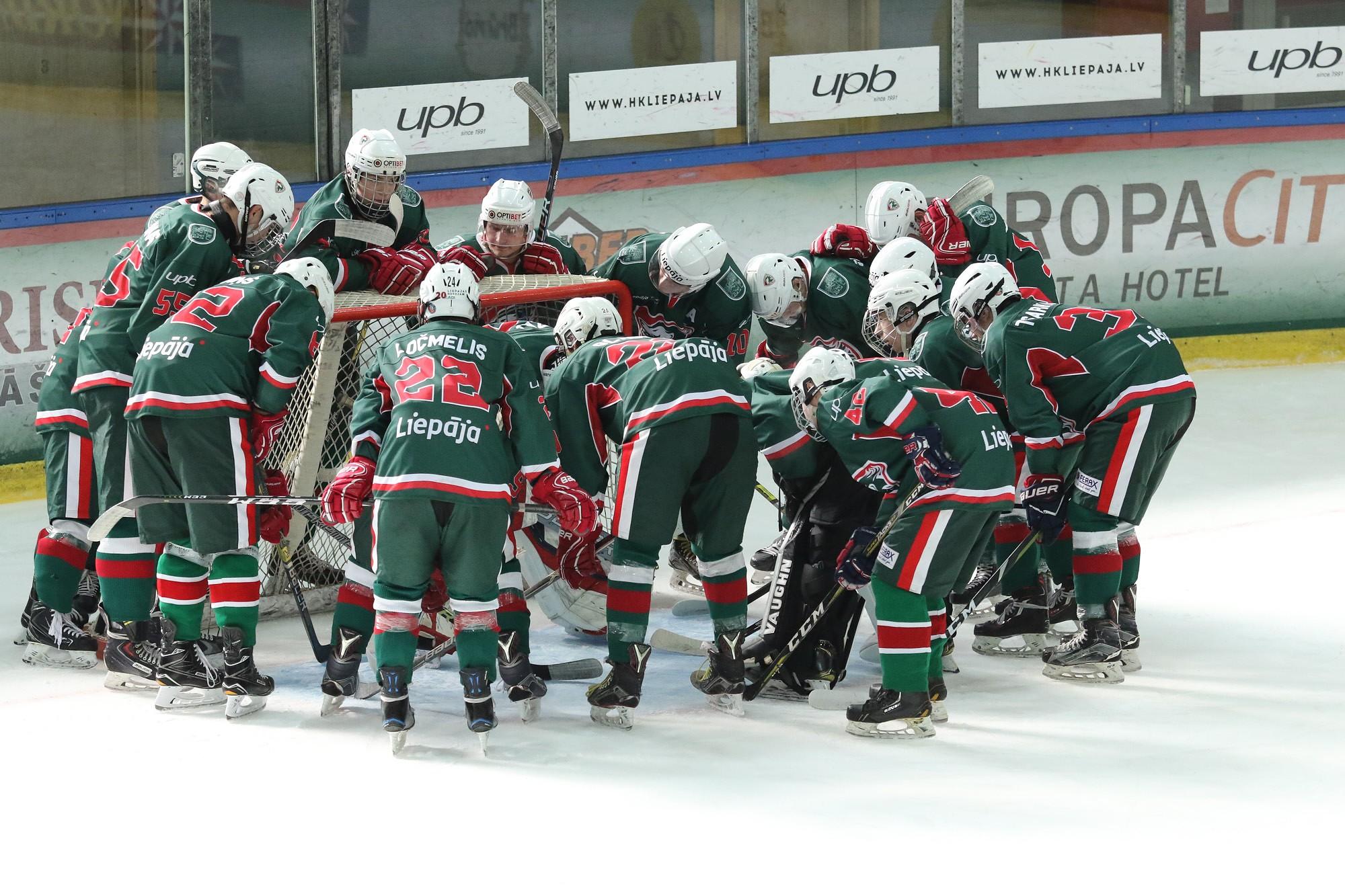 Junioru attīstības hokeja līgas spēlēs no Rīgas ar revanšu