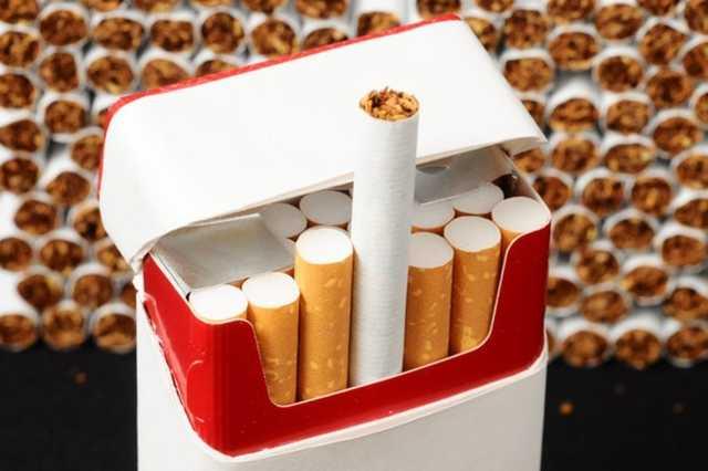 Nelegālo cigarešu īpatsvars Latvijā veido 16,8%
