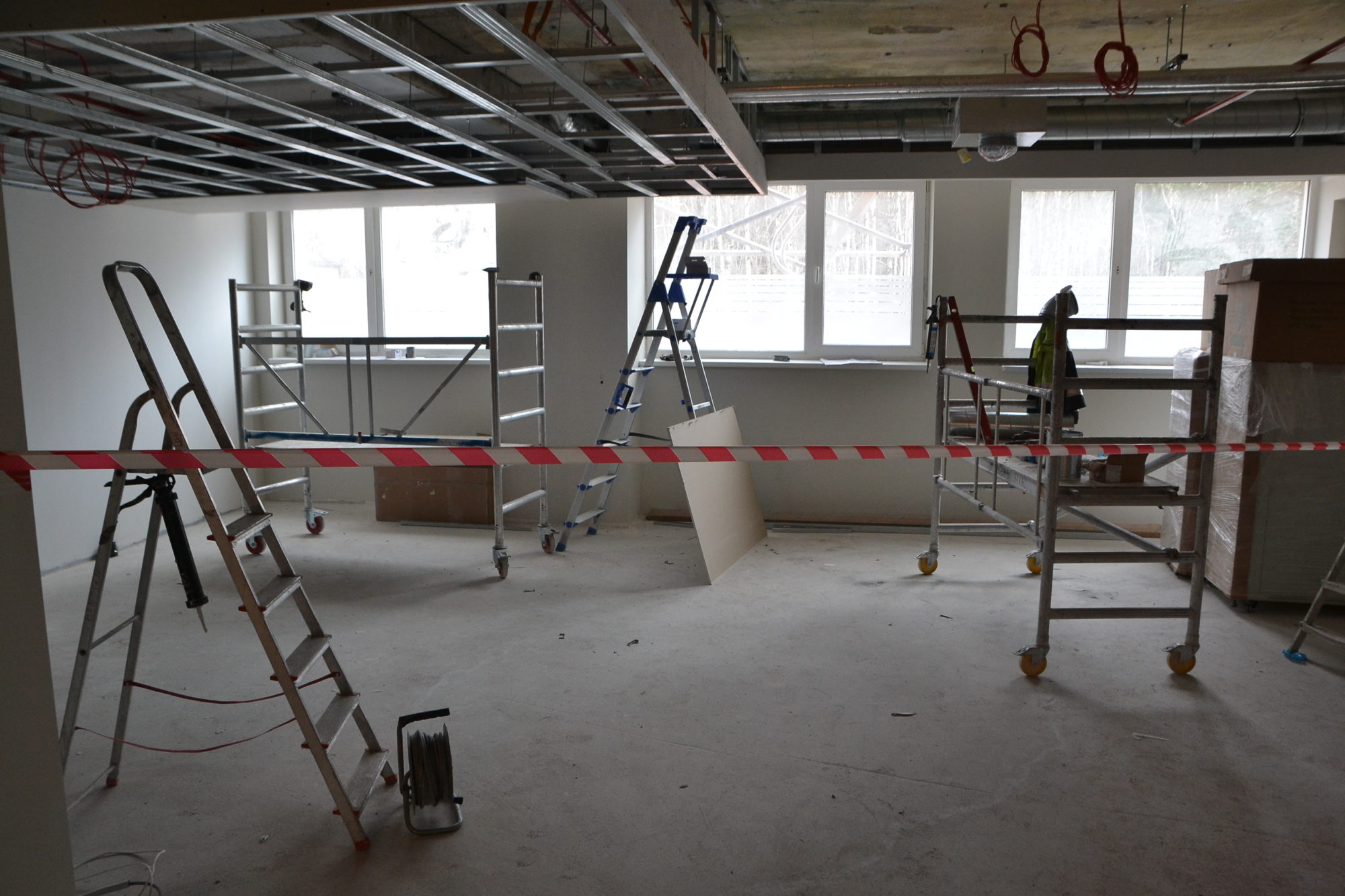 Liepājas slimnīcas remonts kopumā izmaksās nepilnus 17 miljonus eiro