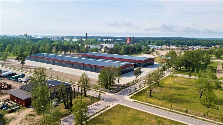 Karostas industriālajā parkā iezīmējas jau 4 rūpnīcas
