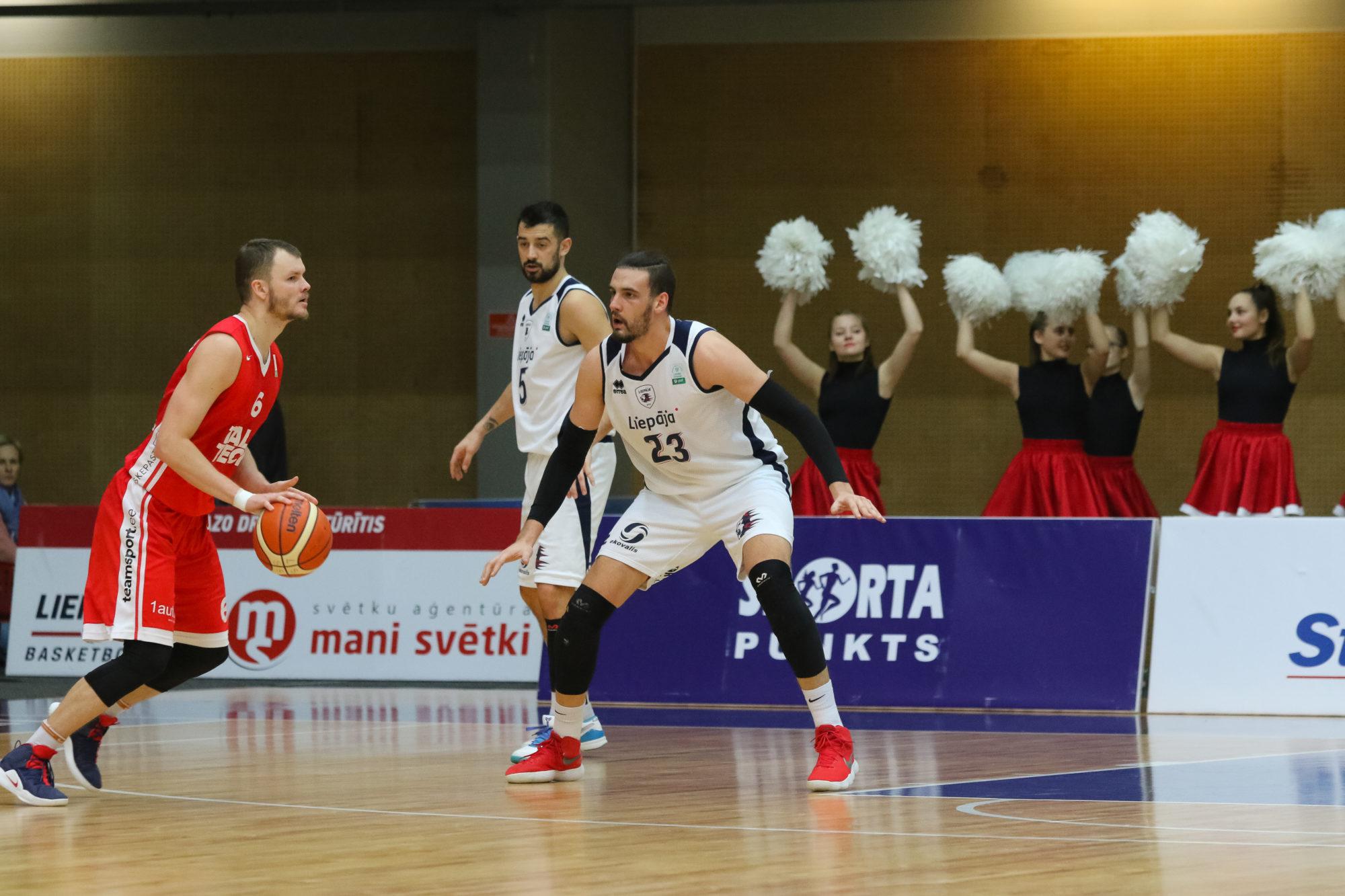 Basketbolistiem Valmierā būs būtiskas izmaiņas sastāvā
