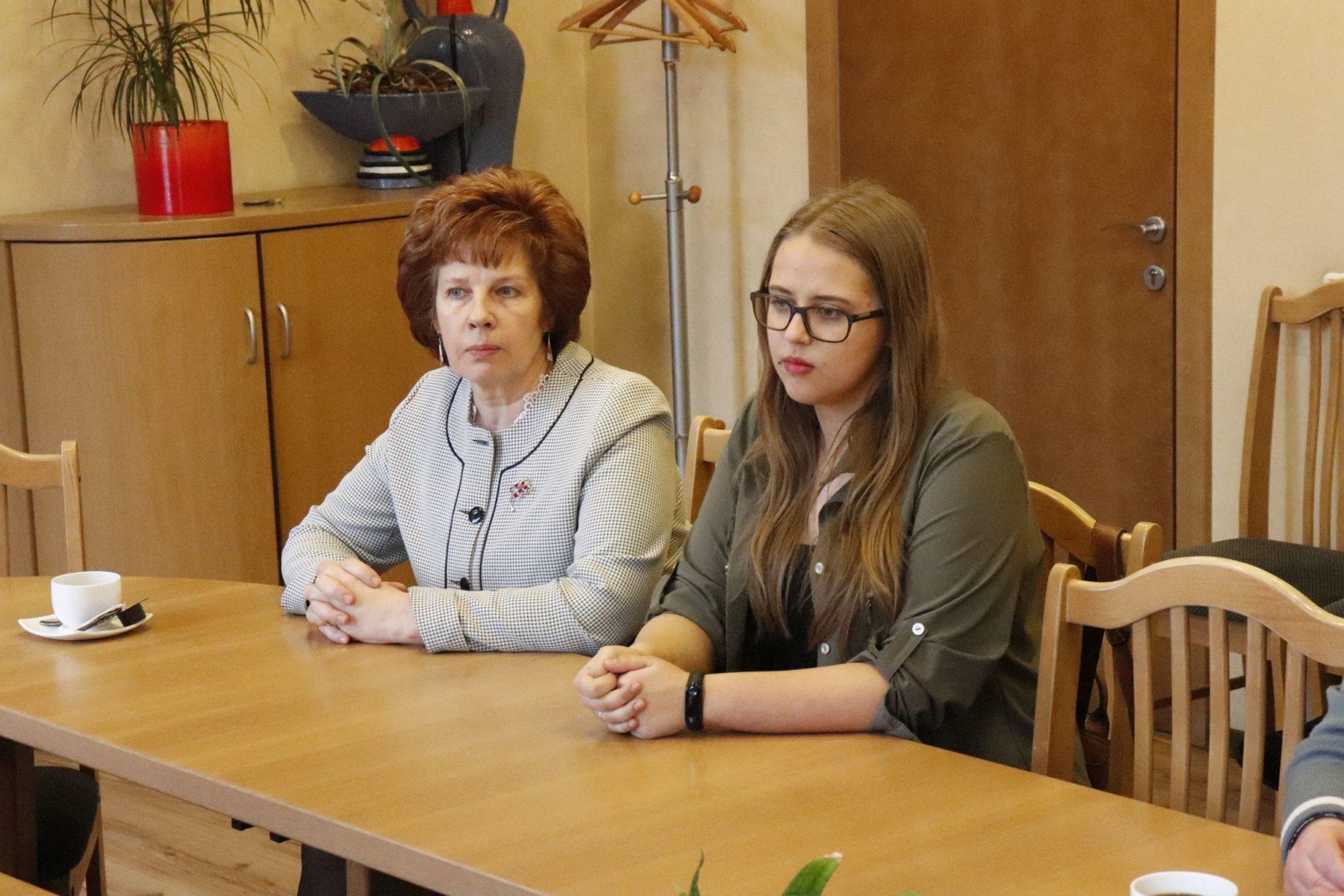 LiepU skolēna stipendiju saņem skolniece no Jaunjelgavas