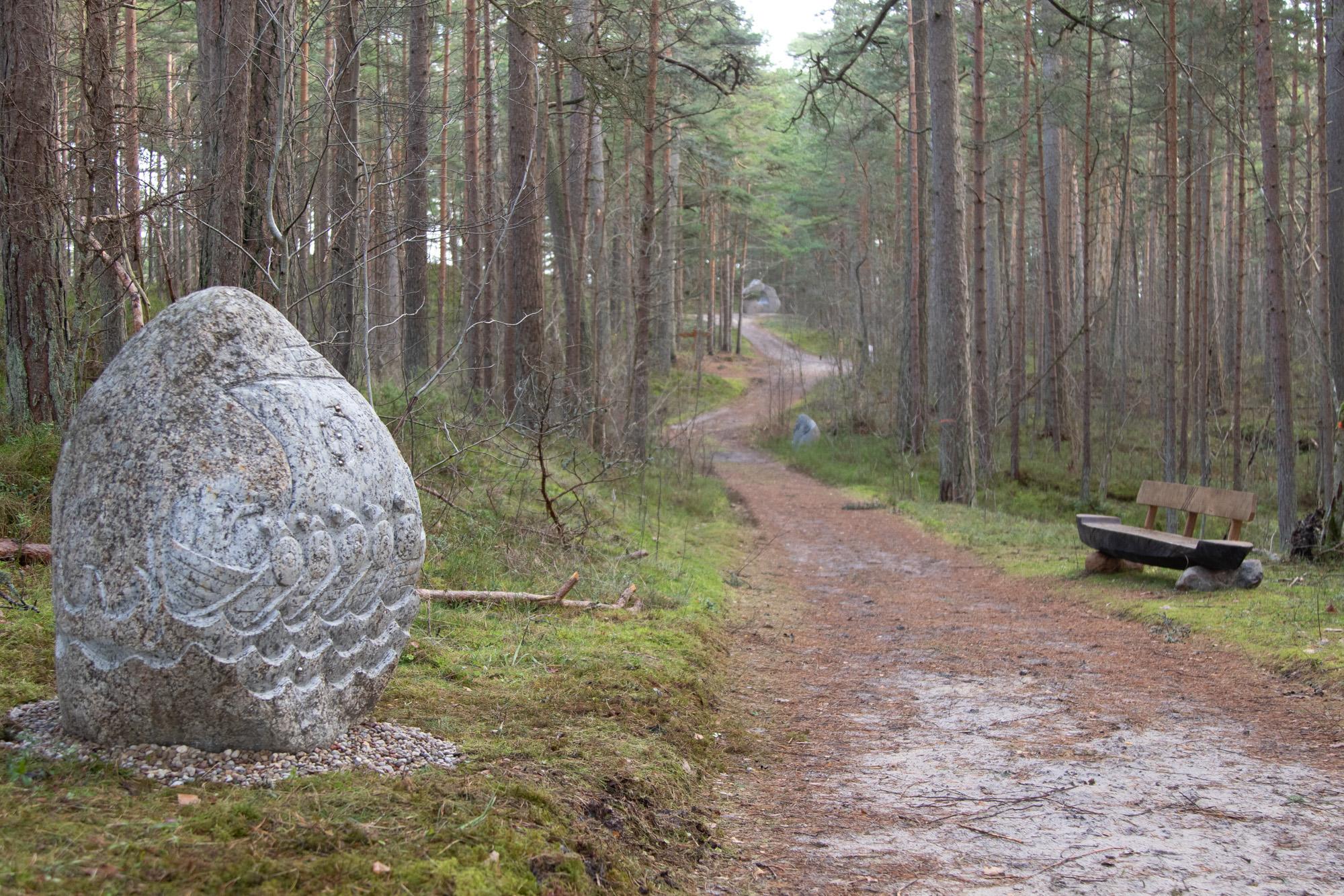 Lejaskurzemes tūrisma magnēti – Embūtes un Bernātu dabas parks
