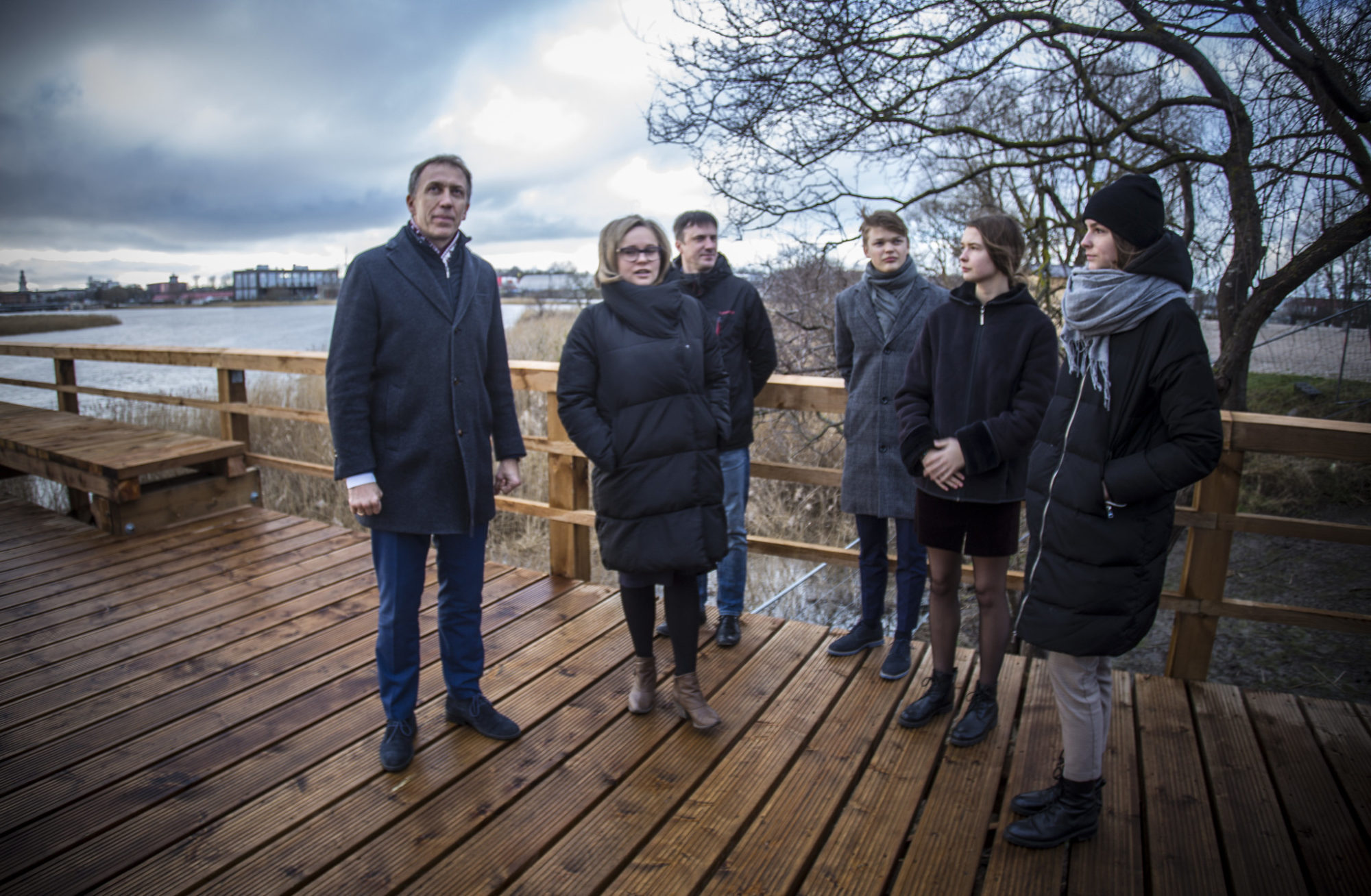 Ēnotāji Liepājā iepazīst profesijas, liela interese par domes priekšsēdētāja darbu un citiem vadošajiem amatiem
