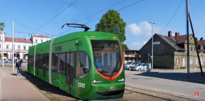 Liepājā drīzumā sāksies pieturvietu pielāgošana zemās grīdas tramvajiem