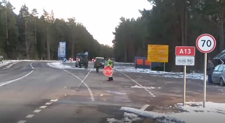 Lietuva atjauno robežkontroli uz ES iekšējām robežām