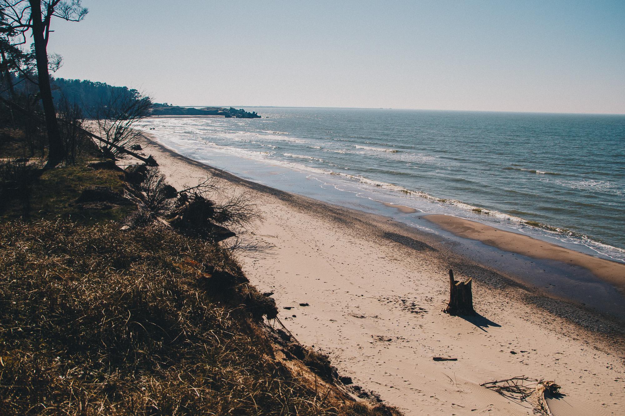 """Saulaina nedēļa, jūras burvība un Liepājas mežu valdzinājums """"Instagram"""" lietotāju bildēs"""