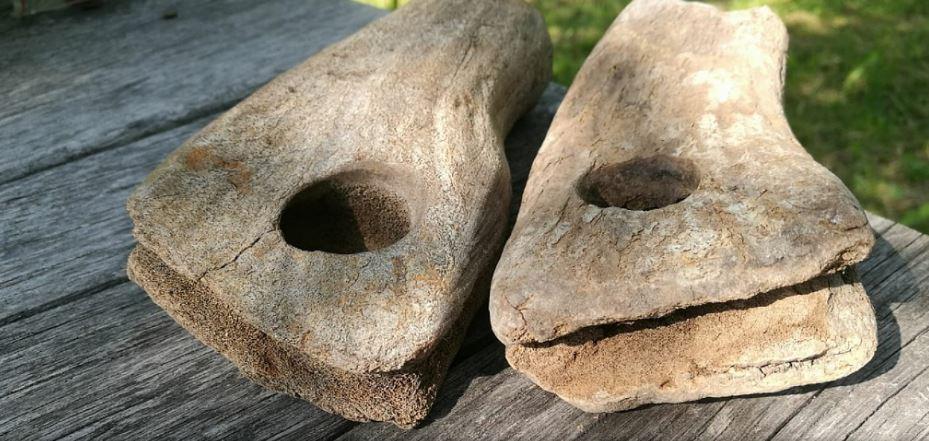 Otaņķu senlietu krātuvē varēs aptaustīt akmens laikmeta vērtības