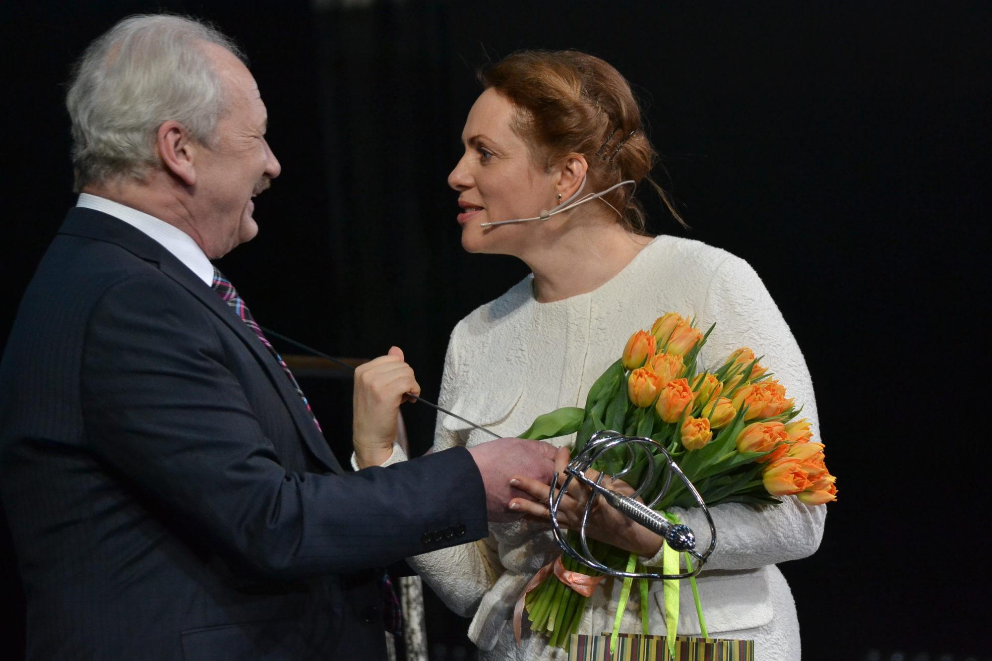 Sigita Jevgļevska saņēmusi vislielāko balvu