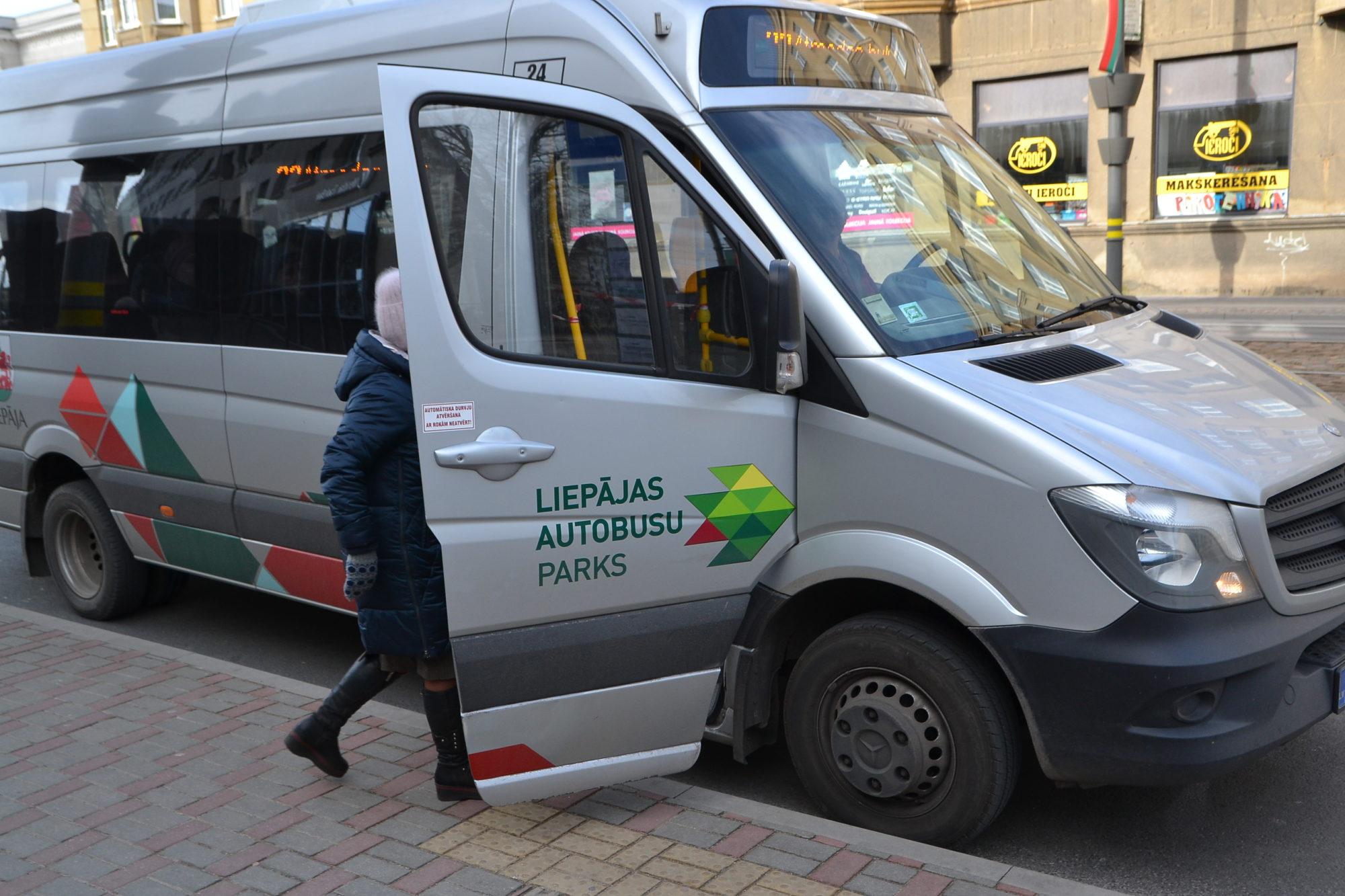 Šoferus cenšas aizsargāt, pasažieriem iesaka apdomāties