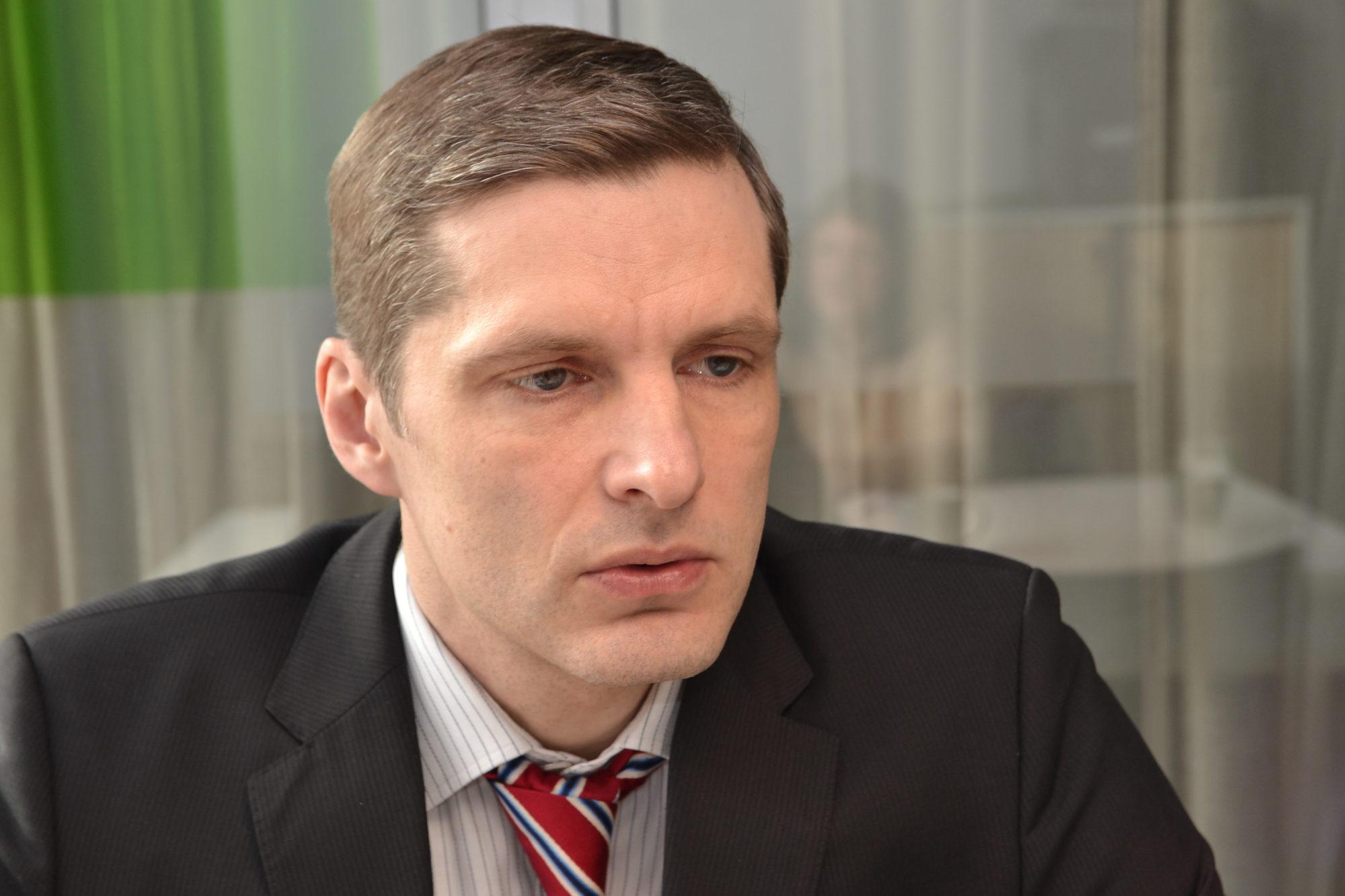 Dainis Gašpuitis: Liepāja ir viena no tām pilsētām, ar ko ir pamats lepoties