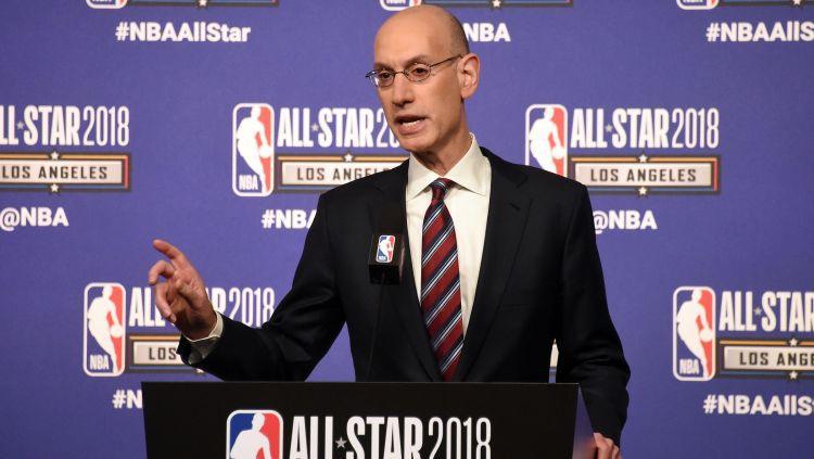 NBA pārtrauc sezonu