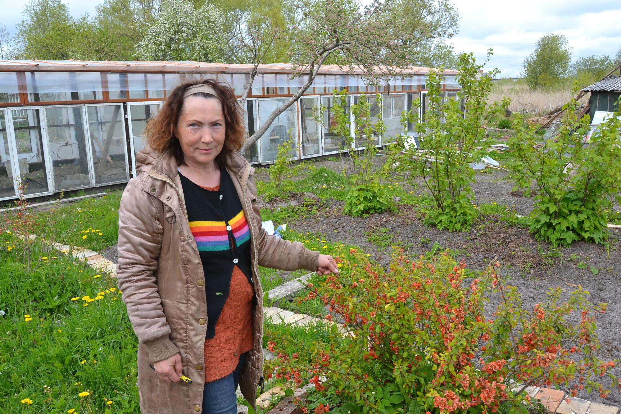 Laimes un rūpju zeme – dārziņš