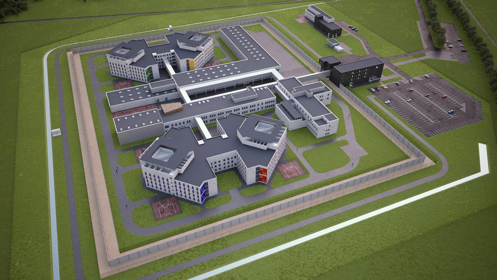 Meklē iespējas Liepājas cietuma būvniecību sākt gadu agrāk