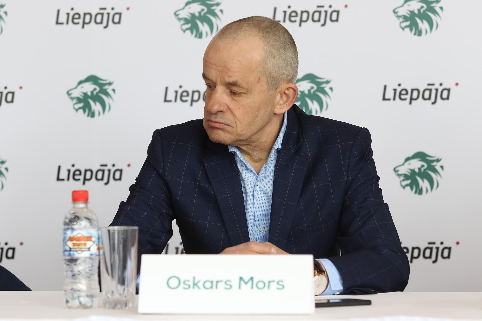 Oskars Mors ievēlēts LHF valdē
