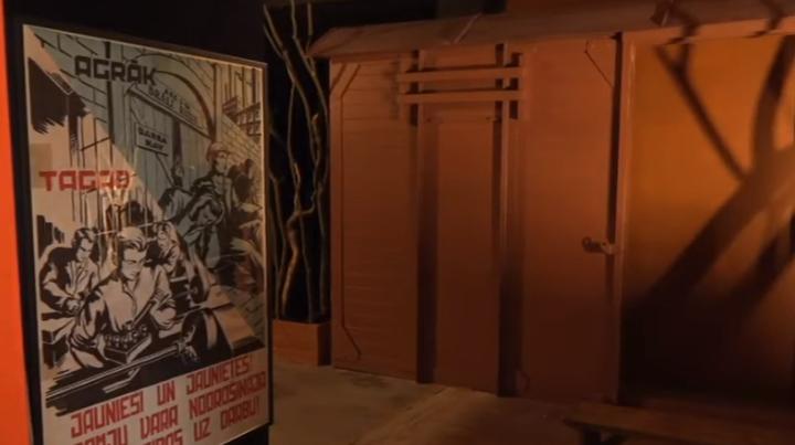 Okupācijas muzejā atklāj pēdējo izstādi pirms plānotā remonta