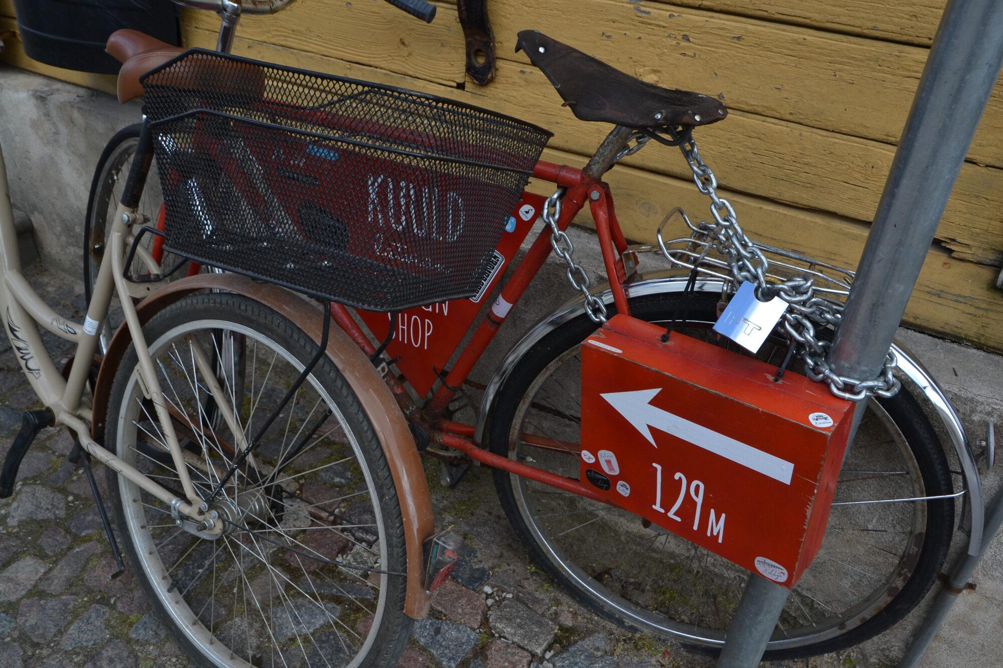 Kārtīga slēdzene velozagļu atbaidīšanai