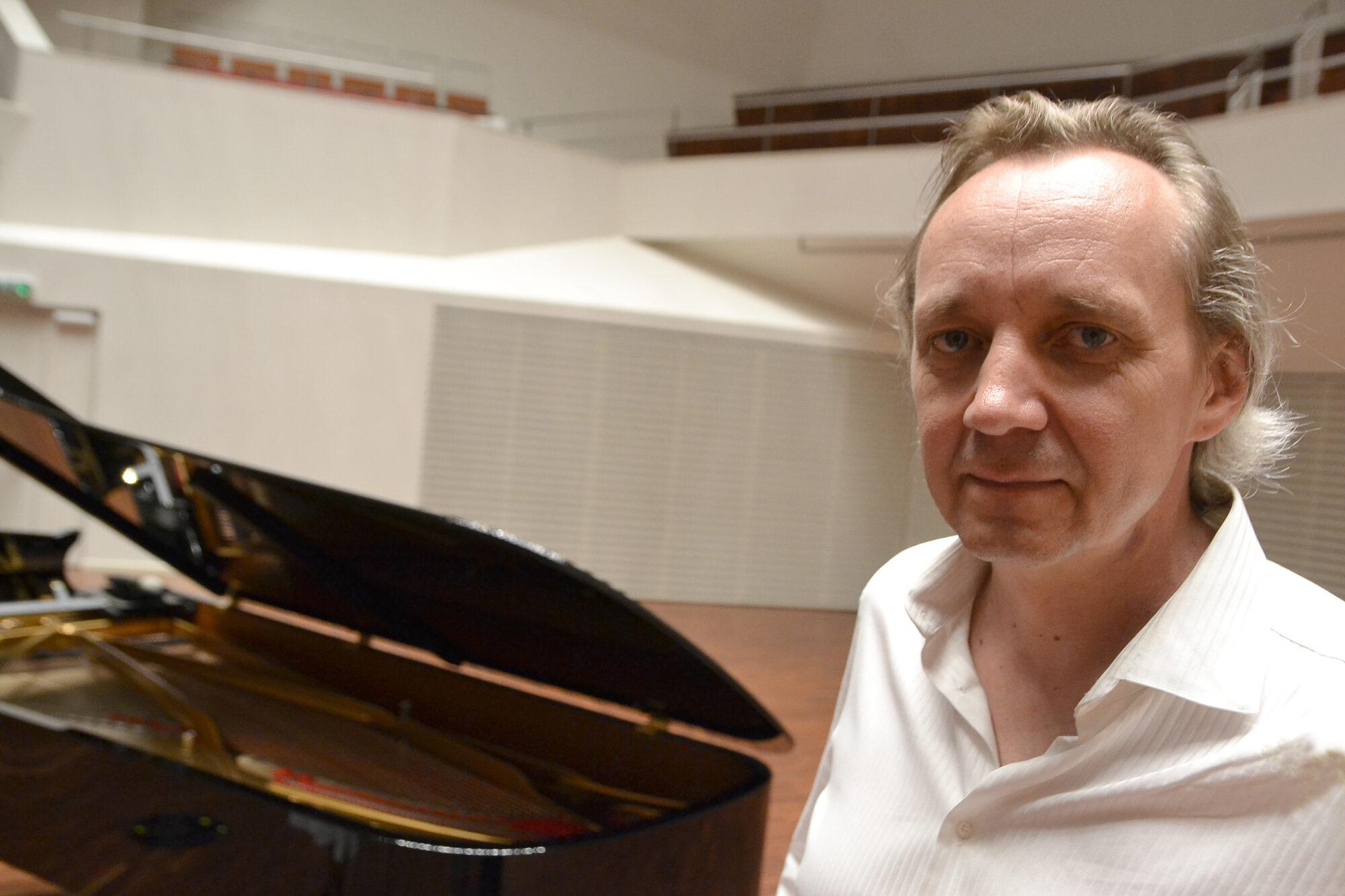 Ar koncertu atzīmē Jāņa Lūsēna un Zigfrīda Muktupāvela 35 gadus ilgo muzikālo sadarbību