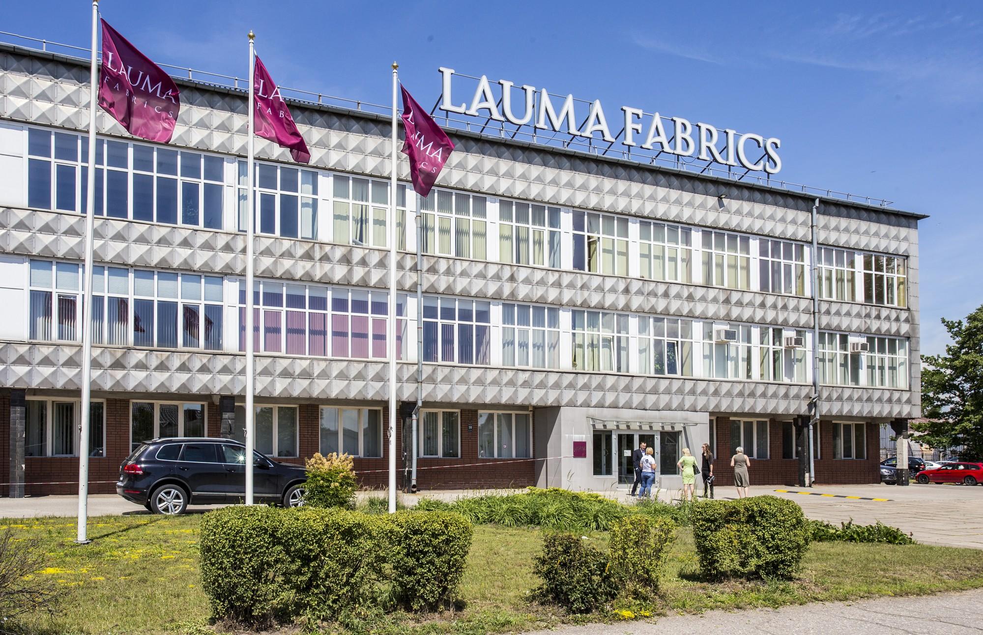"""""""Lauma Fabrics"""" reģistrējusi komercķīlu ar nodrošinātā prasījuma maksimālo summu 1,2 miljoni eiro"""