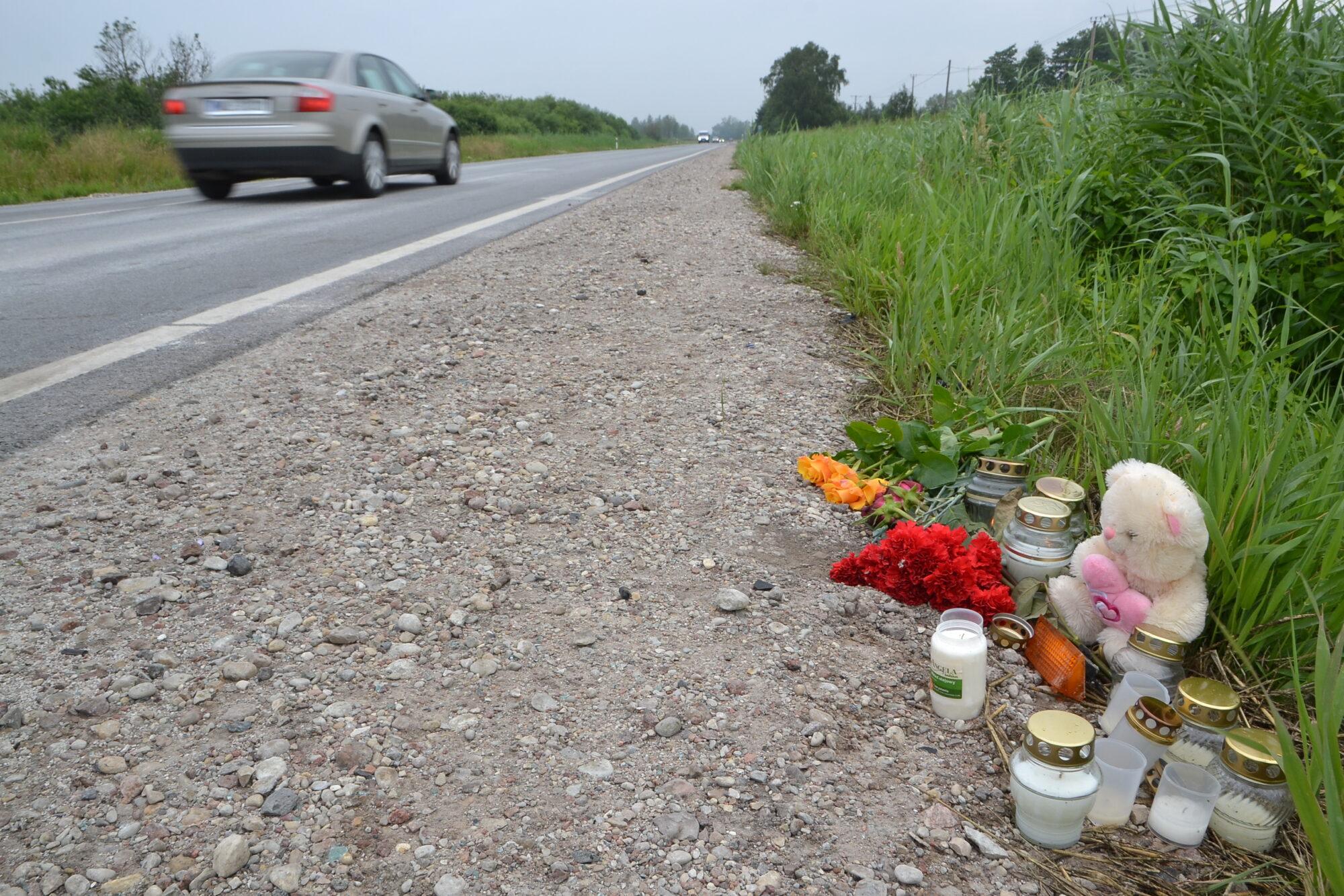 Traģēdiju izmeklē. Policija muļļāšanos satiksmes organizēšanā neatzīst