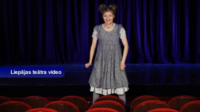 Liepājas teātris veido seriālu bērniem