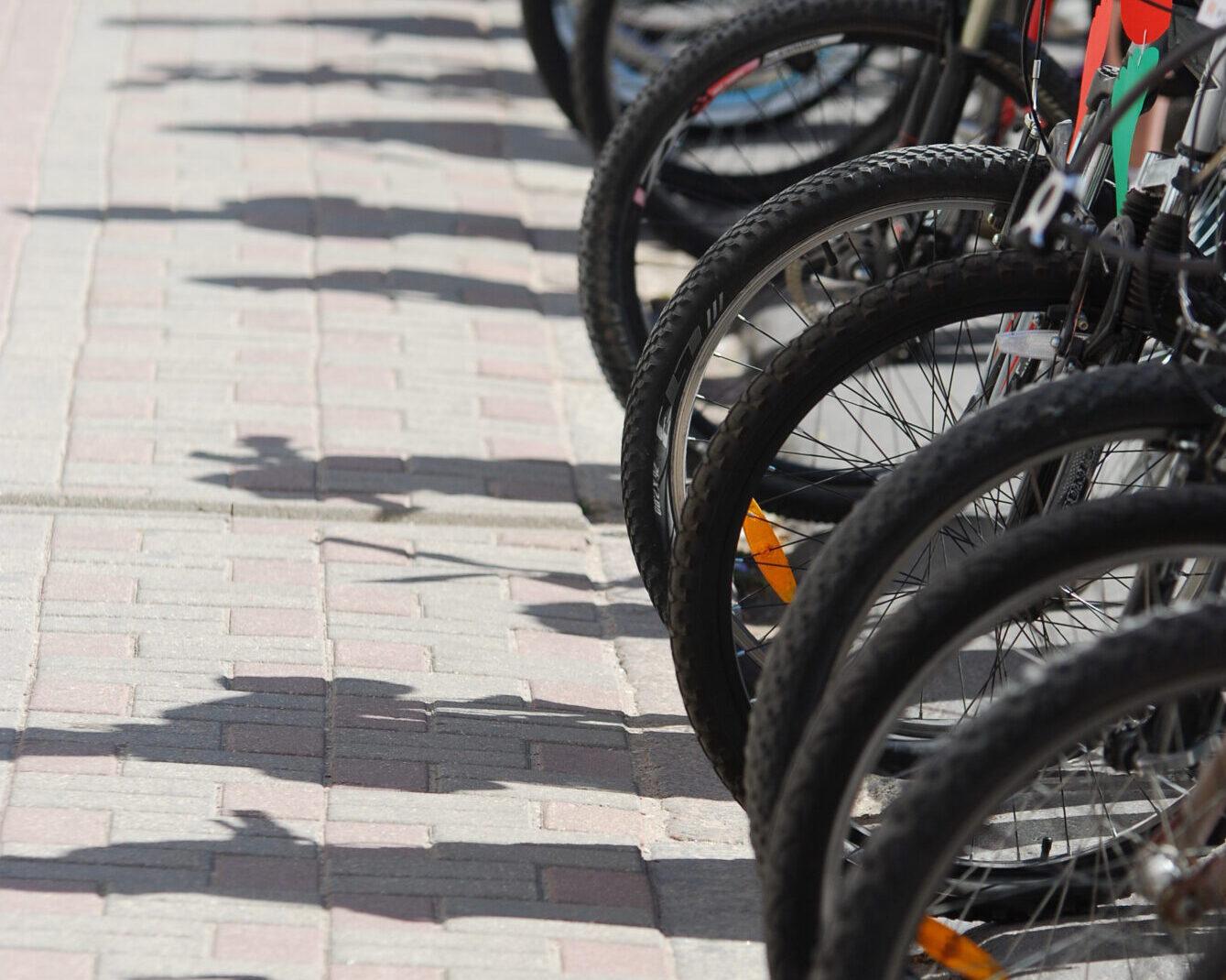 Grobiņā atklāj Kurzemē unikālu velotrasi