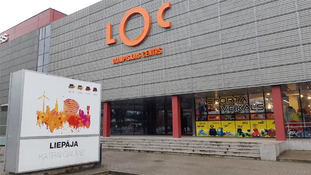 Liepājas Olimpiskā centra zaudējumi jau pārsnieguši 100 000 eiro; finansiālu atbalstu neviens nesola