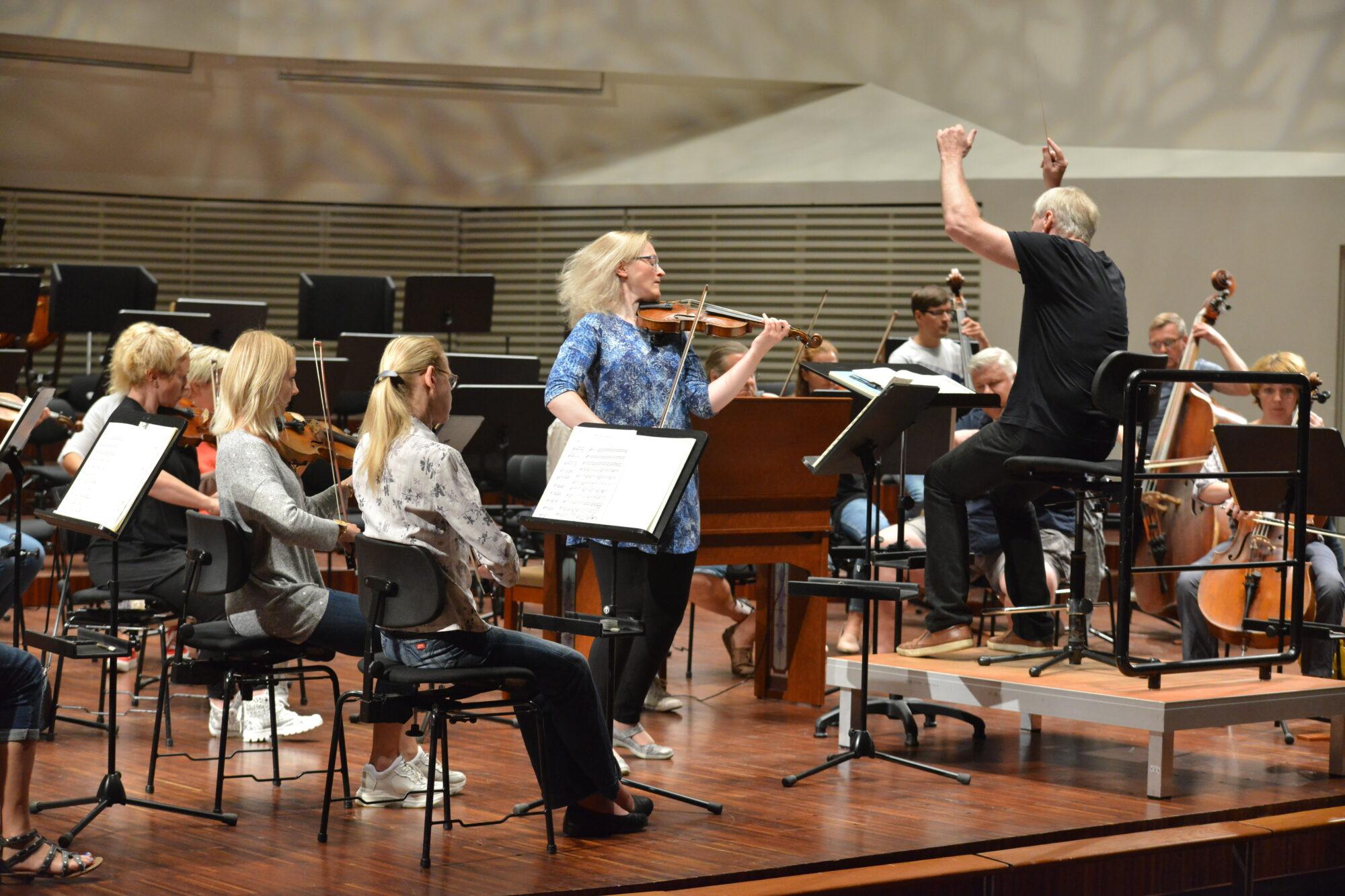 """Koncerts """"Vivaldi Gadalaiki Liepājā"""" LSO šogad ir vienīgais ierastajā festivālā"""