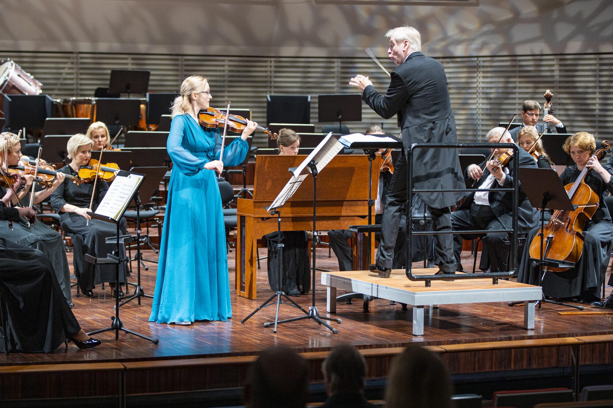 """Vienīgajā šīs vasaras LSO koncertā Liepājā izskan Vivaldi """"Gadalaiki"""""""