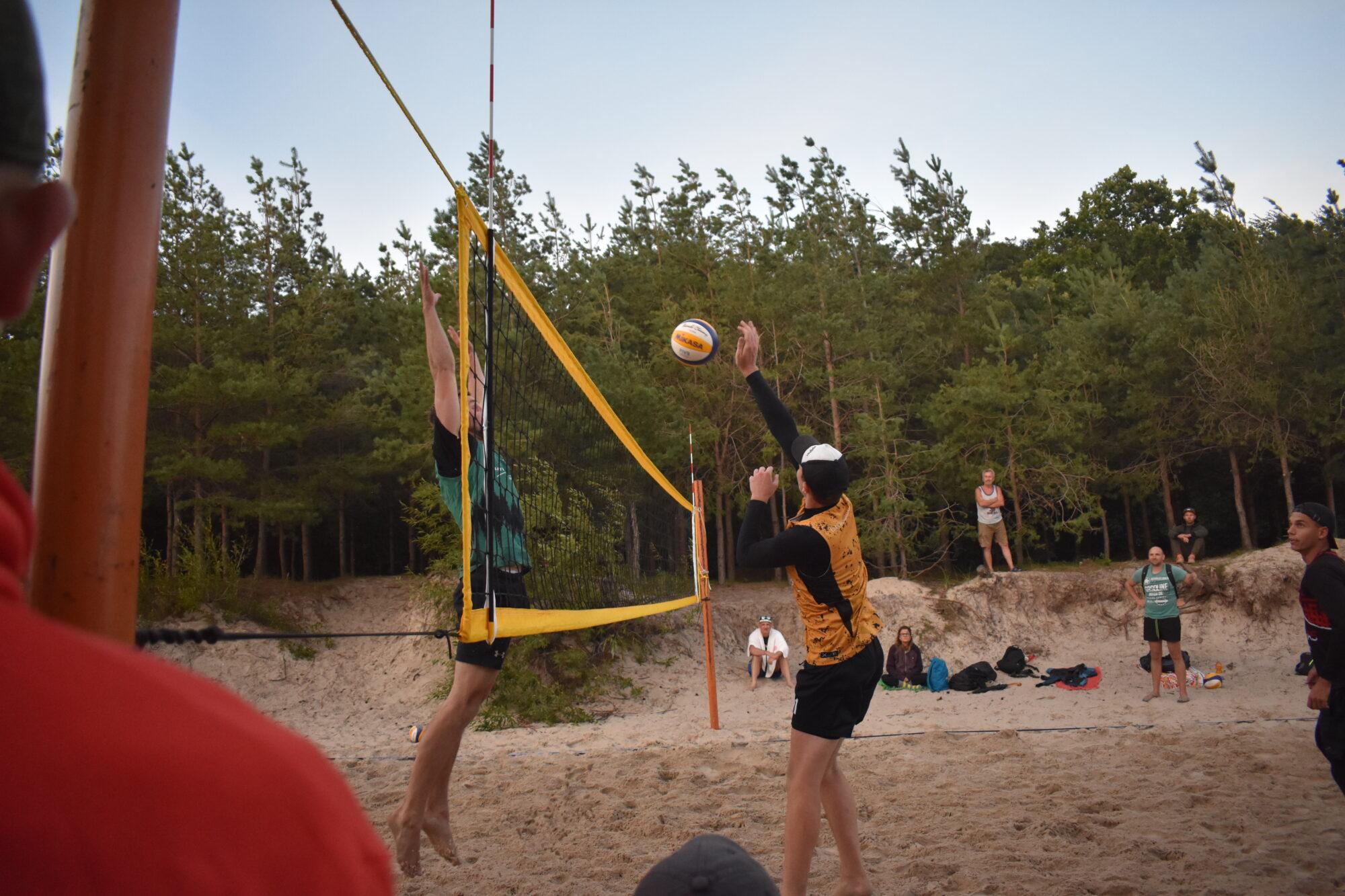 Liepājas pludmalē aizvadīts Liepājas pludmales volejbola līgas 5.posms