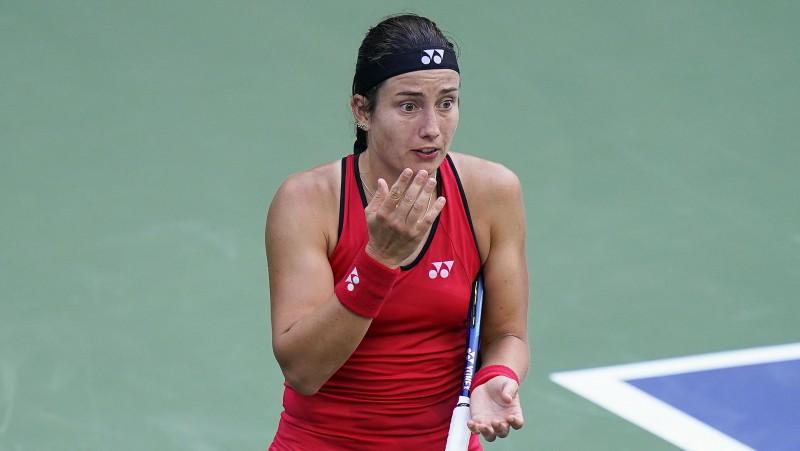 """Sevastovai Romas WTA """"Premier"""" turnīrā kārtējais zaudējums šosezon"""