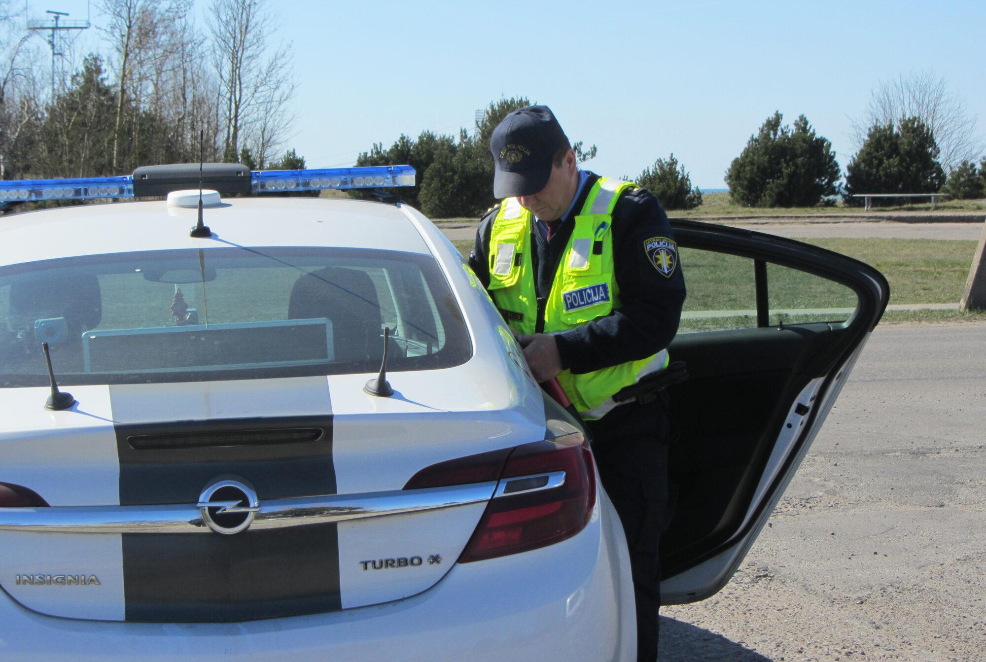 Soda par mēģinājumu piekukuļot policistus