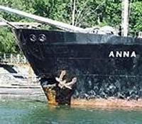 """Tankeri """"Anna"""" pētīs sausajā dokā"""