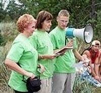 Medzes pagastsvētkos izceļas jaunieši