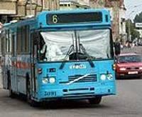 Aiztur maršruta autobusa šoferi 2,49 promiļu alkohola reibumā