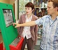 Liepājā uzstāda pirmos e-kioskus