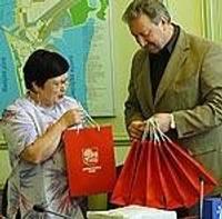 Daugavpils domes pārstāves ierodas pieredzes apmaiņā