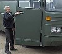 """Pašvaldības iepirkušas firmas """"Mercedes"""" autobusus"""