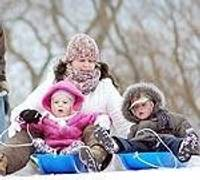 Beidzot īsta ziema!