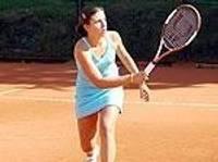 Anastasija Sevastova bez cīņas nepadevās