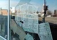 Dauza stiklus
