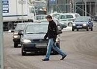 Stingrāk kontrolē satiksmes dalībniekus