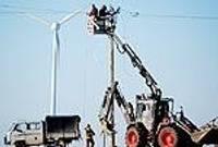 Sasalums universālo traktoru un enerģētiķu darbošanos neaizkavē