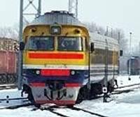 Atklās vilcienu ekspreša reisu Liepāja-Rēzekne