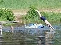 Rajonā trūkst labiekārtotu peldvietu