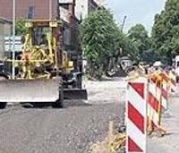 Brīvības ielā remontu turpina