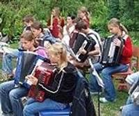 Izveido akordeonistu orķestri